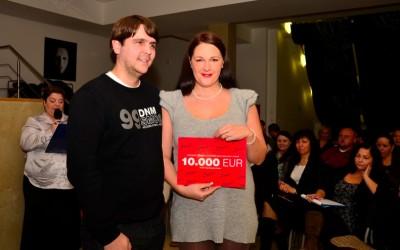 Katarína Šavelová – Eženou – podnikateľkou roka 2011