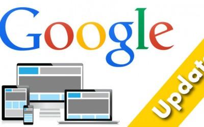 Google update vs. naši klienti