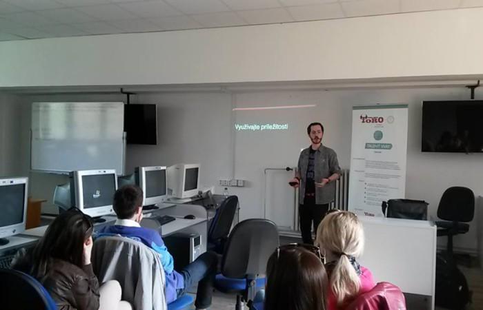 ONLINE KLUB zoznámil vysokoškolákov s  top marketingovými spoločnosťami na Slovensku…