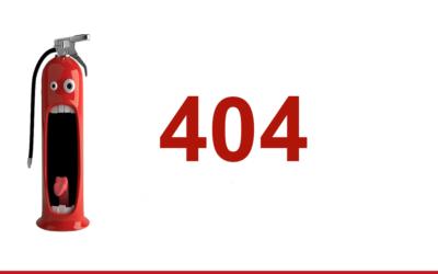Error 404 – blog sa nenašiel