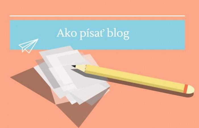 Ako písať blog: Najprepracovanejší zoznam nápadov a tém na Slovenskom internete