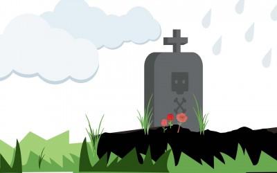 Ako (ne)robiť online marketing pre pohrebníctvo