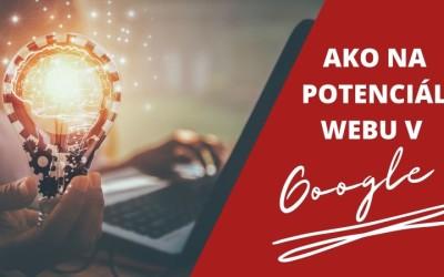 Biznis nástroje v SEO: určenie potenciálu webu